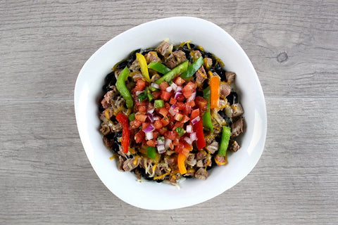 Fajita Steak Bowl - Large