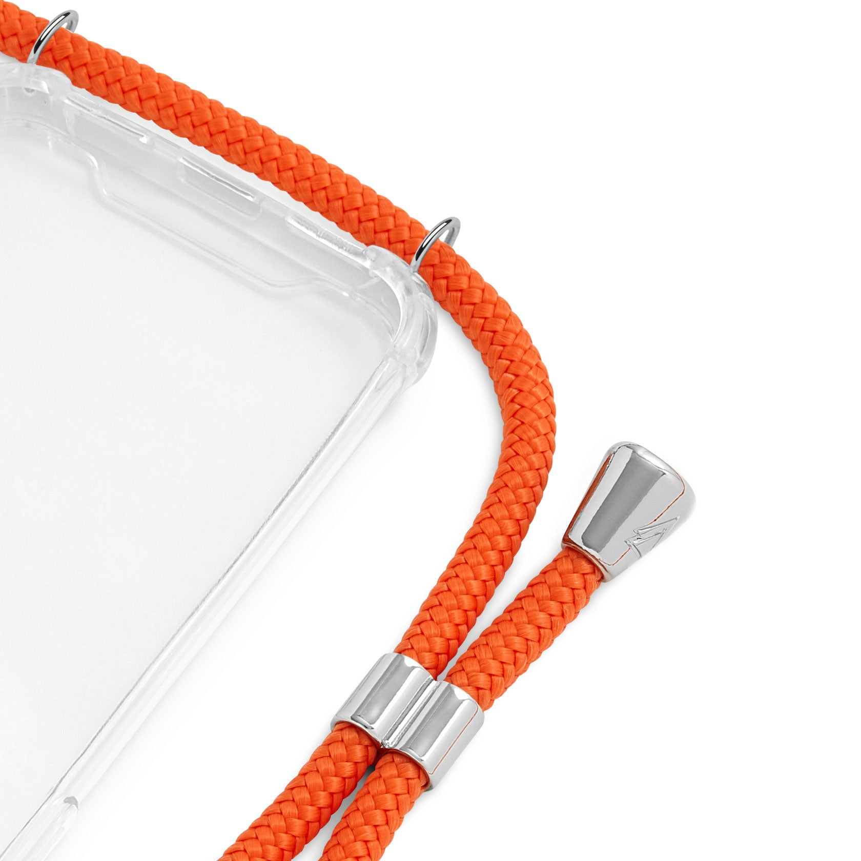 Phone Case Necklace | N°49 ORANGE | Cicerly