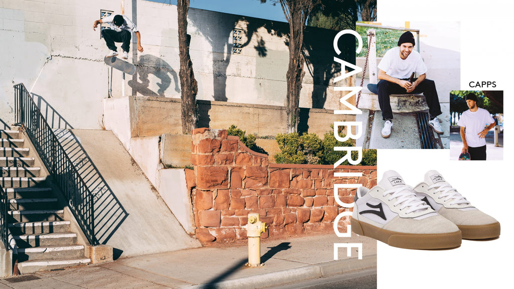 James Caps, Lakai Cambridge
