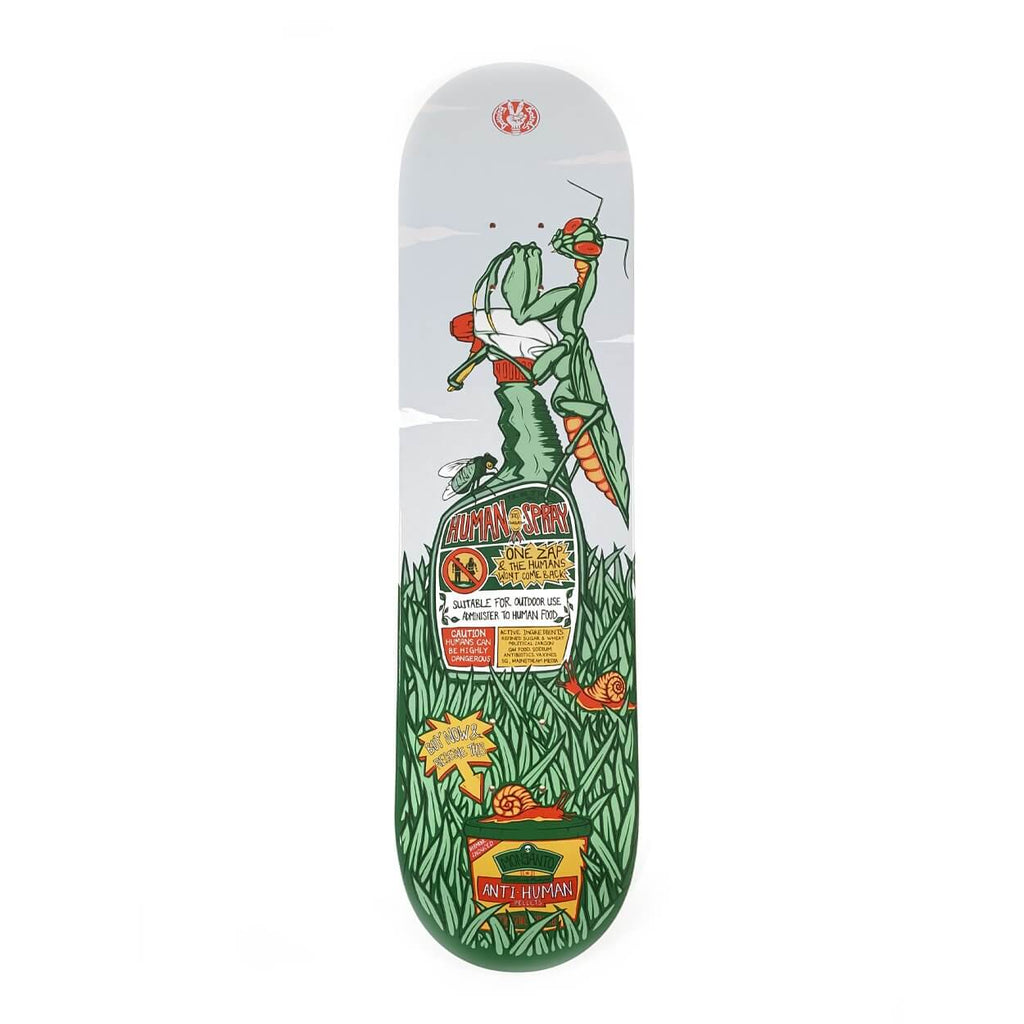 "Drawing Boards Bug 8.375"" Skateboard Deck"