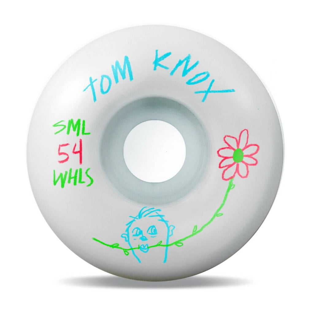 SML Wheels Tom Knox Pencil Pusher 54mm Skateboard Wheels