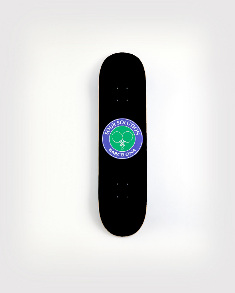 "Sour Solution Social Club 8.125"" Deck"