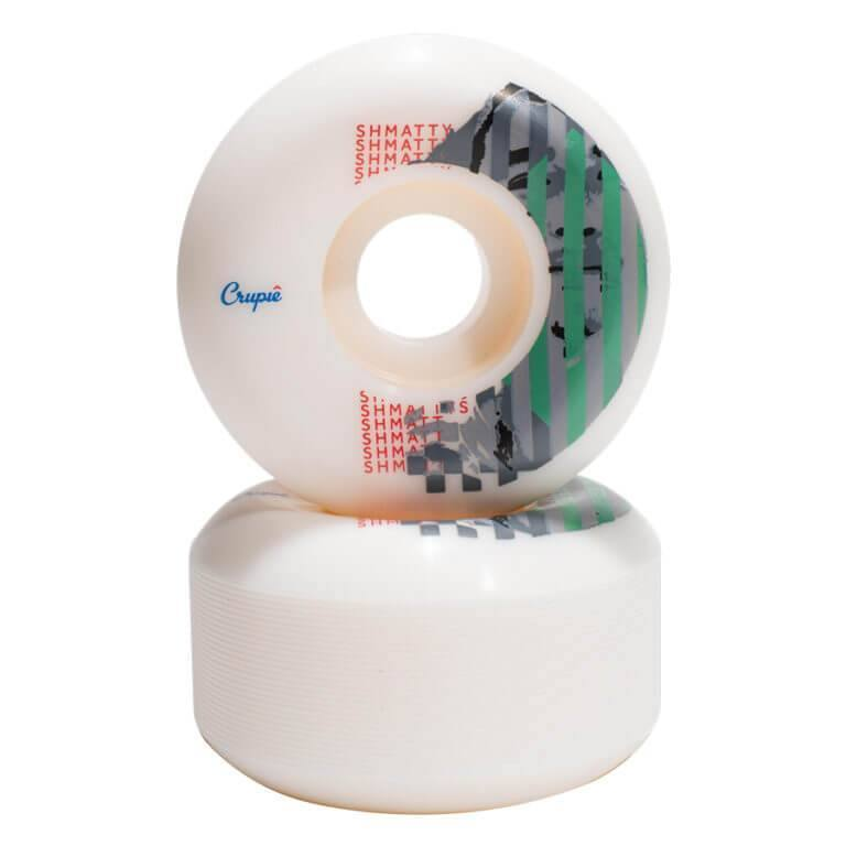 Crupiê 52mm Shmatty Wheels (Wide Shape)