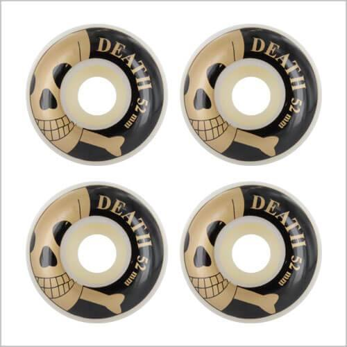 Death OG Skull 52mm Skateboard Wheels