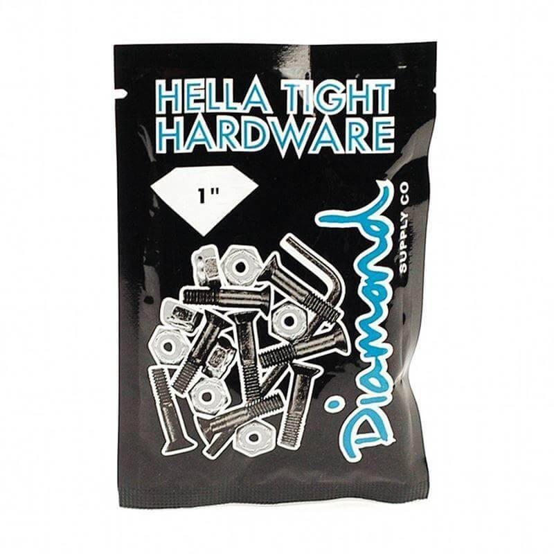 "Diamond Supply Co. Hella Tight Allen 1"" Bolts"