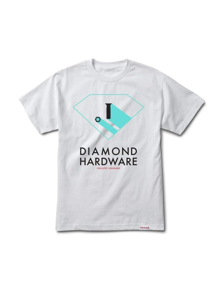 Diamond Supply Co. Industry Standard T-Shirt - White