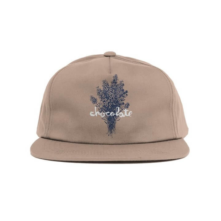 Chocolate Skateboards Muse Khaki Snapback