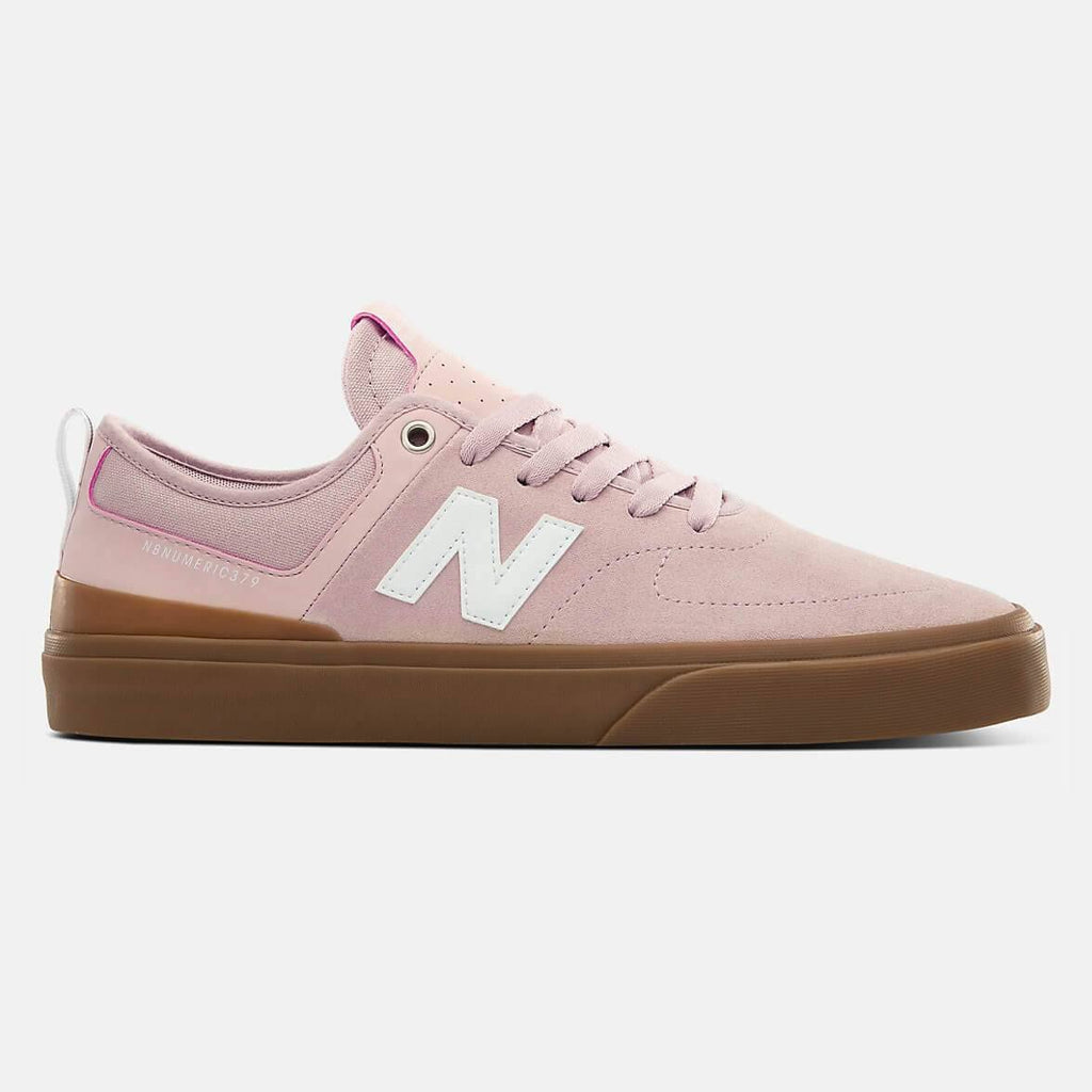 New Balance Numeric 379 Shoes- Pink/Gum