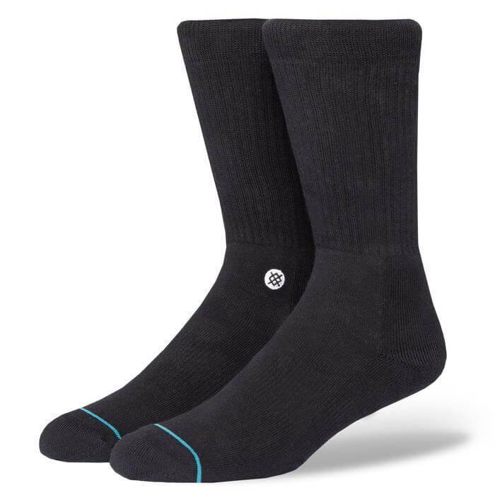 Stance Icon Black Socks