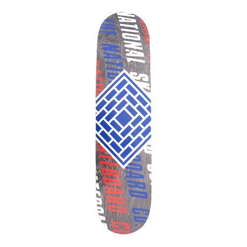 "The National Skateboard Co. Slant 8.25"" - North Street Skate"