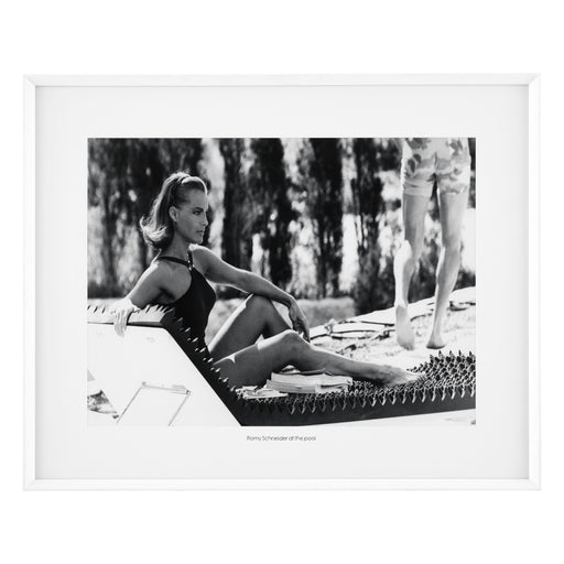 Fotoobraz EC319 Romy Schneider at the Pool