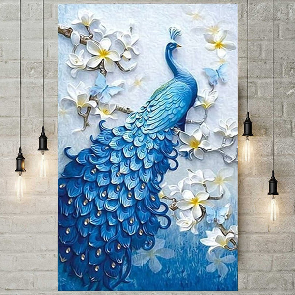 XXL 5D Diamond Painting - Pauw