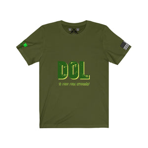 """De Oppresso Liber"" U.S. Army Special Forces, Short Sleeve Tee - Warwares Military Shirts and More"