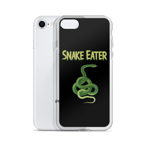 Snake Eater iPhone Case (iPhone 11 and previous versions) - Warwares Military Shirts and More