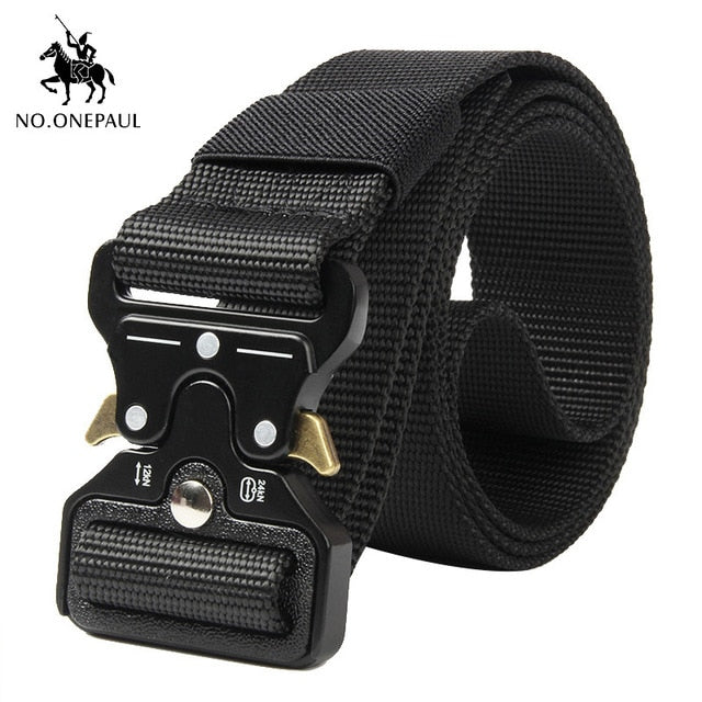 Tactical Military Style Quick Release Belt - Warwares Military Shirts and More