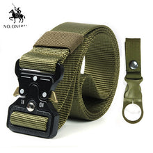 Load image into Gallery viewer, Tactical Military Style Quick Release Belt - Warwares Military Shirts and More
