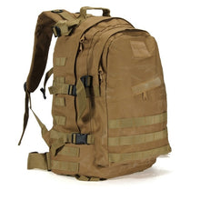 Load image into Gallery viewer, Tactical Backpack - Camping and Hiking Rucksack - Warwares Military Shirts and More