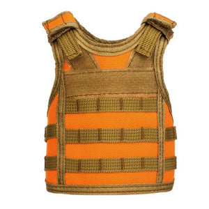 Body Armor Koozie - Mini Vest - Warwares Military Shirts and More