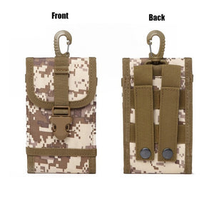 Molle Tactical Military Style Phone Holder - Warwares Military Shirts and More