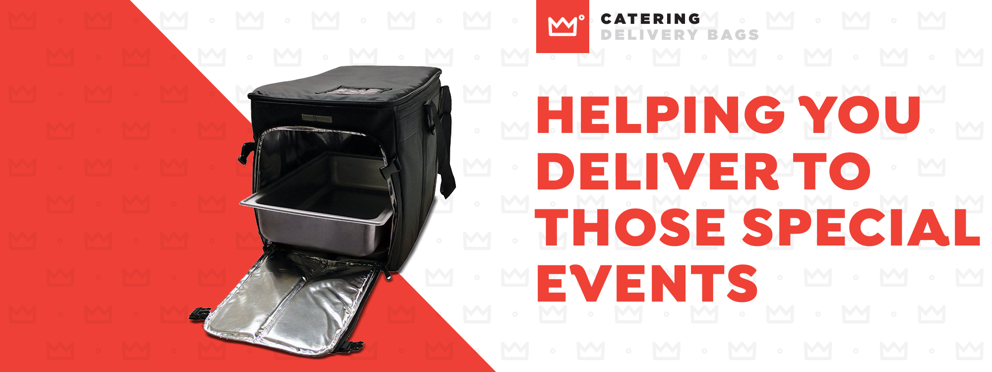 Catering Delivery Bags