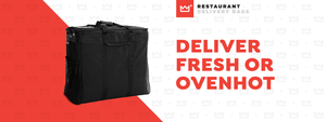 Restaurant Delivery Bags