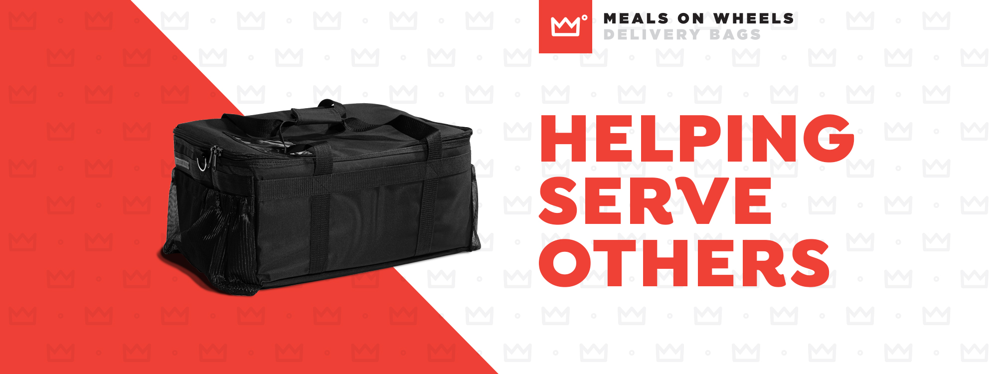 Meals on Wheels Bags