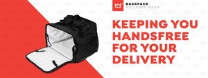 Backpack Delivery Bags