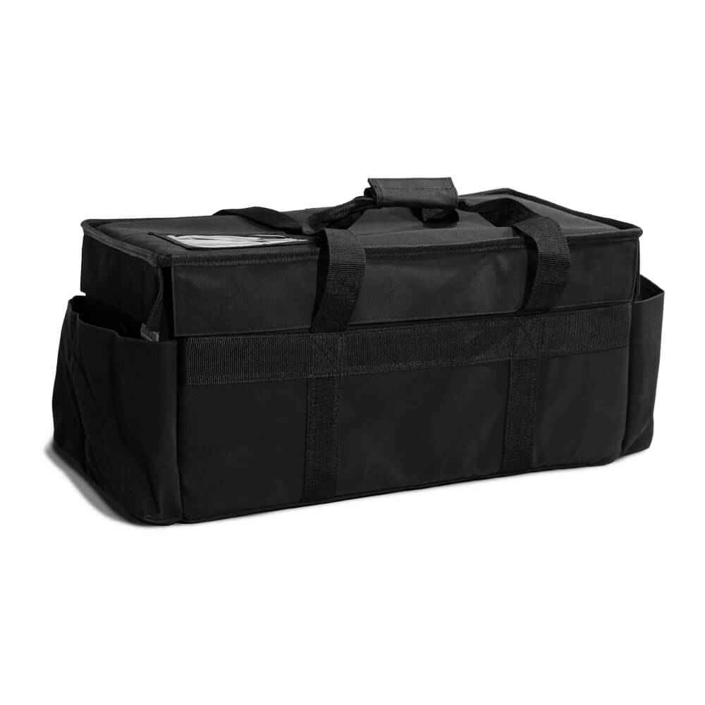 "Small Insulated Hot/Cold Restaurant Delivery Bag - 21""x11""x10"""