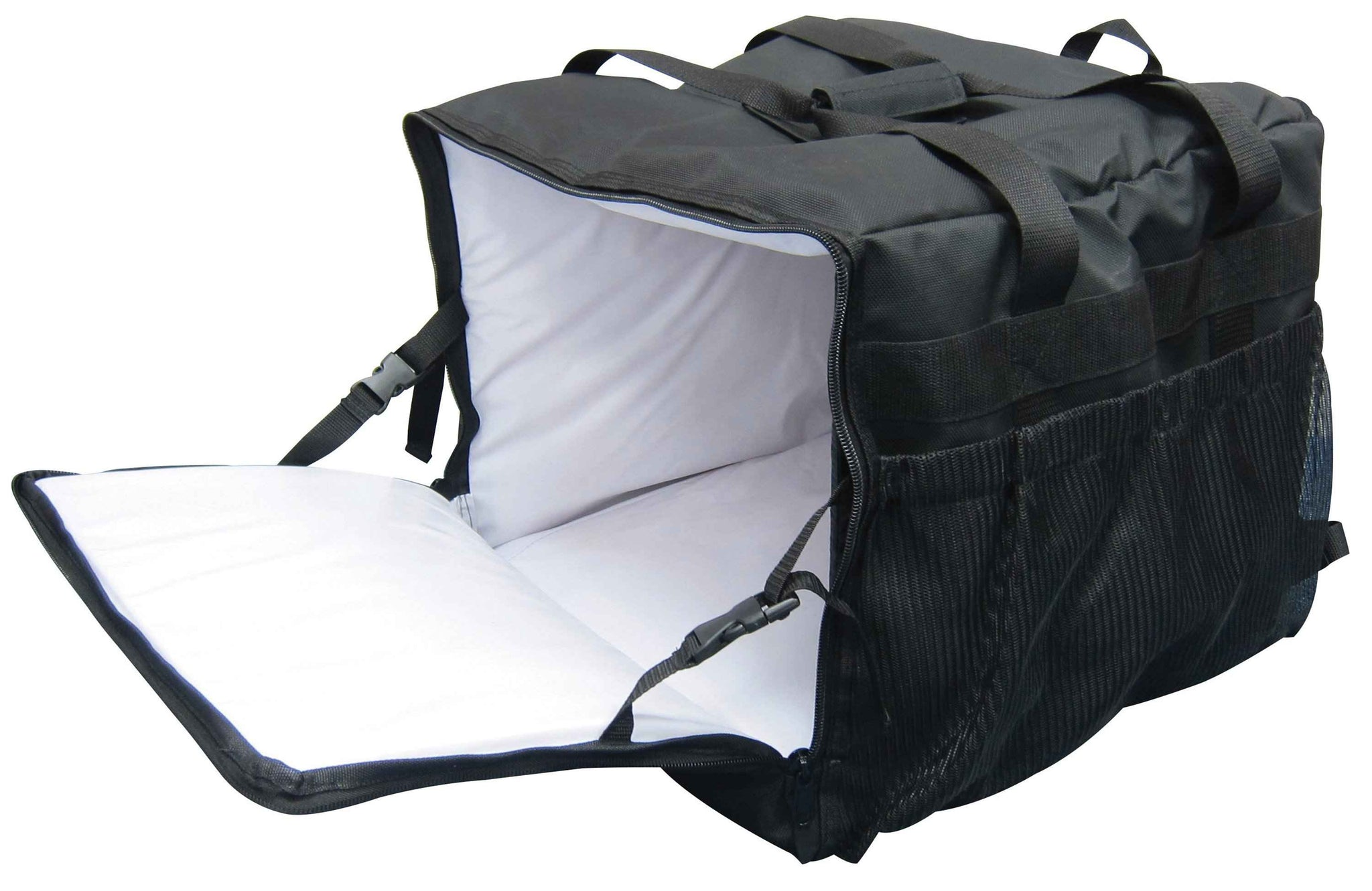 "Side Loading Backpack Delivery Bag - 18""x18""x15"""