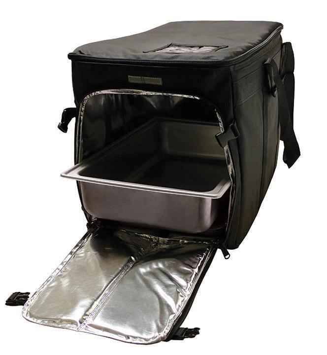 "Large Full Pan Catering Delivery Bag - 23""x14""x15"""