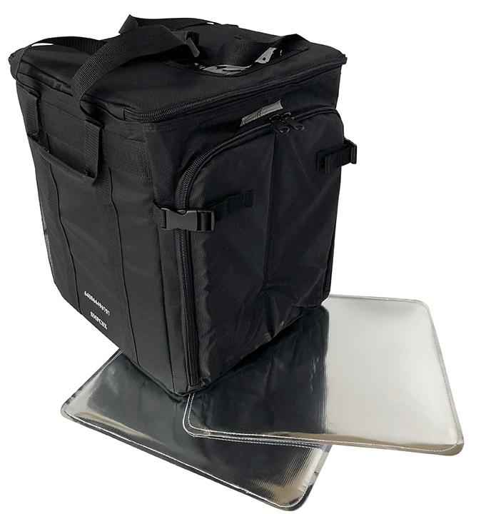 "Small Half Pan Bag - 14""x12""x15"""