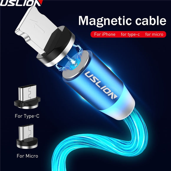 Magnetic LED Light Charge Cable