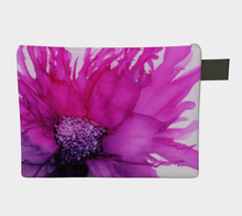 Load image into Gallery viewer, Clutch Purse:  Lady Magenta