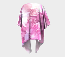 Load image into Gallery viewer, Draped Kimono:  Pink Ladies