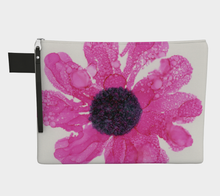 Load image into Gallery viewer, Clutch Purse:  Dewy Blossom