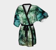 Load image into Gallery viewer, Kimono Robe:  Three Sisters