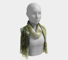 Load image into Gallery viewer, Long Scarf:  Lucky #7