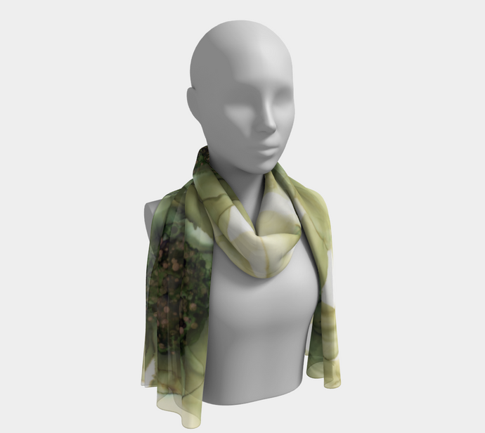 Long Scarf:  Lucky #7