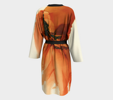 Load image into Gallery viewer, Peignoir:  Tangerine Tutu