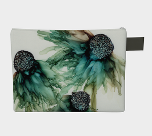 Clutch Purse:  Three Sisters