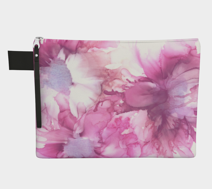 Clutch Purse:  Pink Ladies