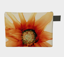 Load image into Gallery viewer, Clutch Purse:  Mandarin Orange