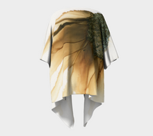 Load image into Gallery viewer, Draped Kimono:  Gold Strike