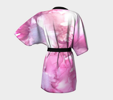 Load image into Gallery viewer, Kimono Robe:  Pink Ladies
