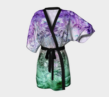 Load image into Gallery viewer, Kimono Robe:  Tofino by Boat