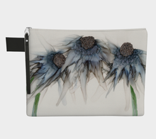 Load image into Gallery viewer, Clutch Purse - Bleu Hens