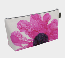 Load image into Gallery viewer, Makeup Bag:  Dewy Blossom