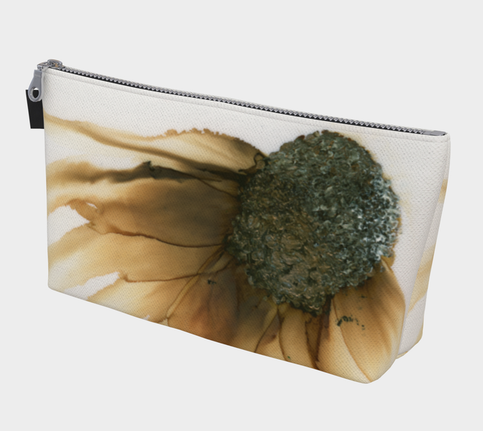 Makeup Bag:  Gold Strike