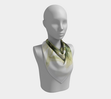 Load image into Gallery viewer, Square Scarf:  Lucky #7