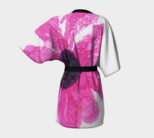 Load image into Gallery viewer, Kimono Robe:  Dewy Blossom